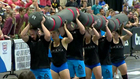 Crossfit Athletes Hit Music City For Regionals