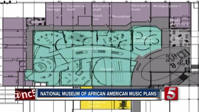 Plans Coming Together For National Museum Of African American Music