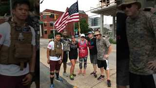 Shepherd's Men Run Through Nashville