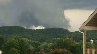 Severe Weather Hits On Memorial Day Weekend