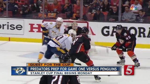 Predators remain positive despite Game 1 loss