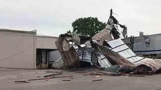 Straight Line Winds Cause Damage In Putnam Co.
