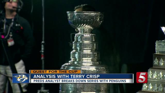 Preds Analyst Terry Crisp Breaks Down Series With Penguins