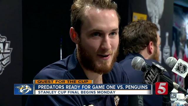 Stanley Cup Media Day Notebook