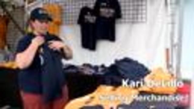Pop-Up Shops Cash In On Predators Fever