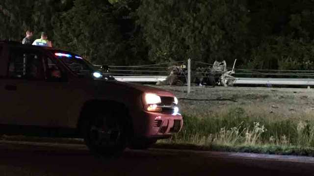 1 Killed In Memorial Day Crash In Hendersonville