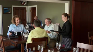New Steakhouse Serves Veterans, Families