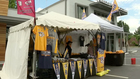 Pop-Up Shops Cash In On Predators Fever