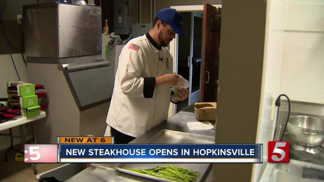 New Steakhouse Serves Military Families With Employment