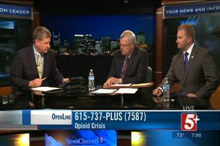 OpenLine: TN Opioid Crisis