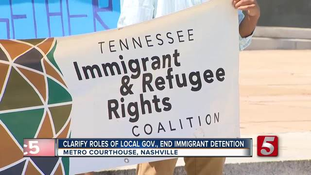 Amid Trump orders, Nashville mulls sanctuary city-like rules