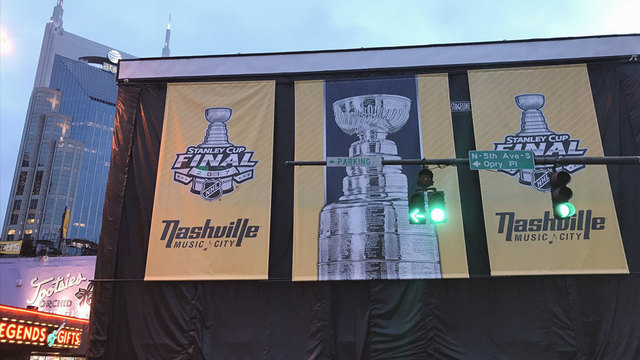 Preds even Stanley Cup Final at 2-2, beat Penguins 4-1