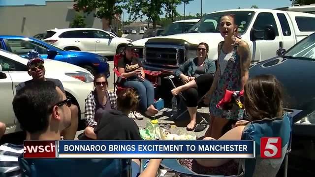 Man said fake drugs at Bonnaroo were 'God's Work'