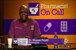 Pharmacist on Call: June 2017
