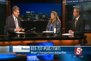 OpenLine: Mayor's Transportation Action Plan