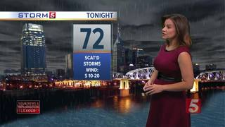 Bree's Forecast: Thursday, June 22, 2017