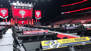 Preds Hold NHL Draft Party