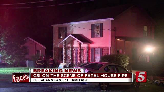 Woman Killed- 2 Injured In Hermitage House Fire