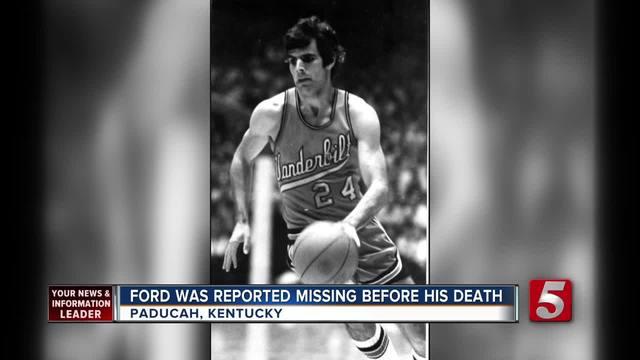Former Vanderbilt Basketball Player Found Dead In Kentucky