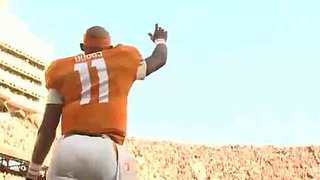 Joshua Dobbs Prepares For NFL Rookie Season