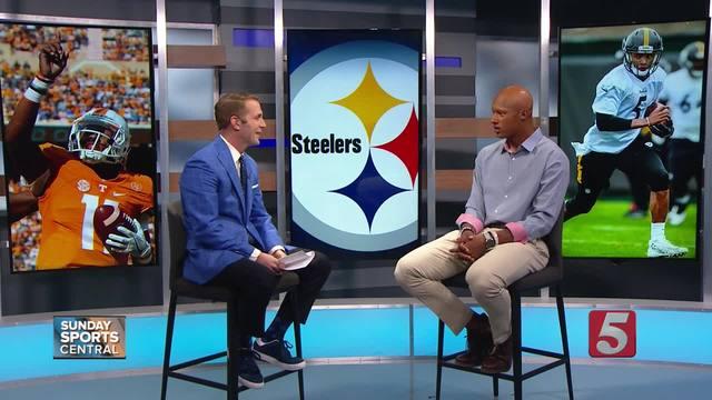 Sunday Sports Central- Joshua Dobbs Interview