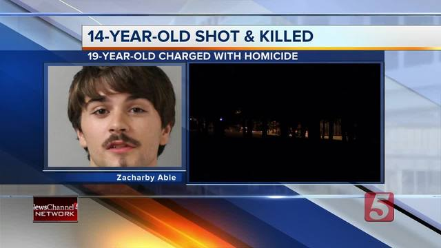 Vigil To Be Held For Nashville Teen Killed In Shooting