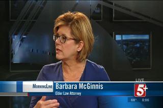 MorningLine: Elder Care Law