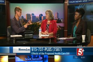 MorningLine: Effects of the Proposed Health Bill
