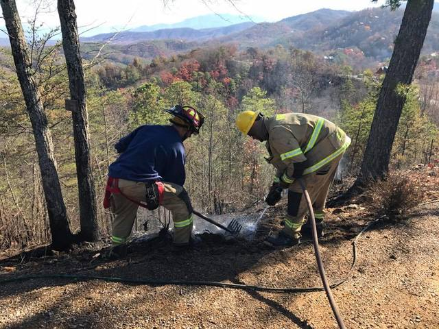 Charges dropped against juveniles in Gatlinburg wildfires