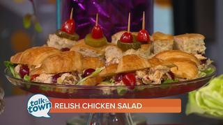 Karla Winfrey's Relish Chicken Salad