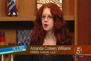 SCORE on Business: Hillbilly Culture, LLC