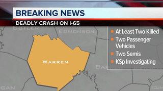 6 Dead On Interstate 65 Crash In Kentucky