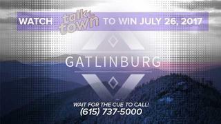 Gatlinburg Department of Tourism Giveaway