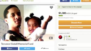 Family Of Slain Man Raises Funds For Burial Cost