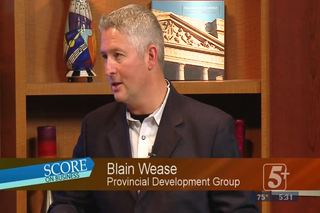 SCORE on Business: Provincial Development Group