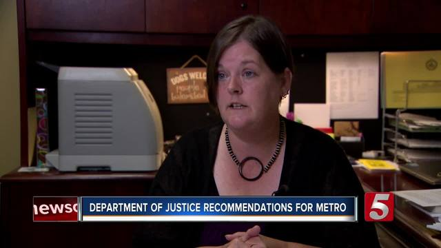 Department Of Justice Recommendations For Metro