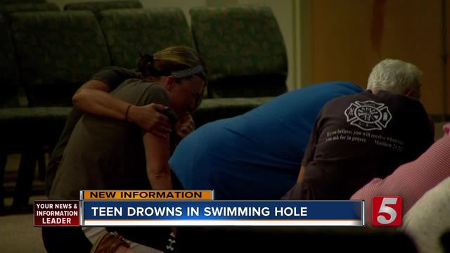Family- Friends Remember Little Buffalo River Teen Drowning Victim