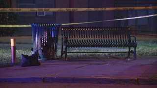 Woman Hurt In North Nashville Shootout