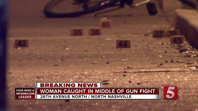 Woman Critically Injured In North Nashville Shootout