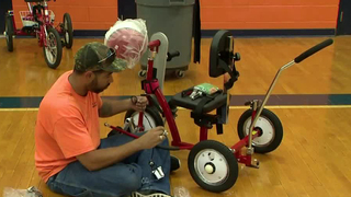 Music City Trykes Builds Bikes For Disabled Kids