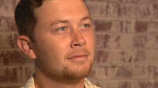 Scotty McCreery Cited For Handgun At Airport