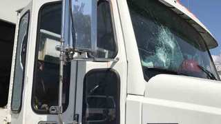 Vandals Target Trucks At Family-Owned Business