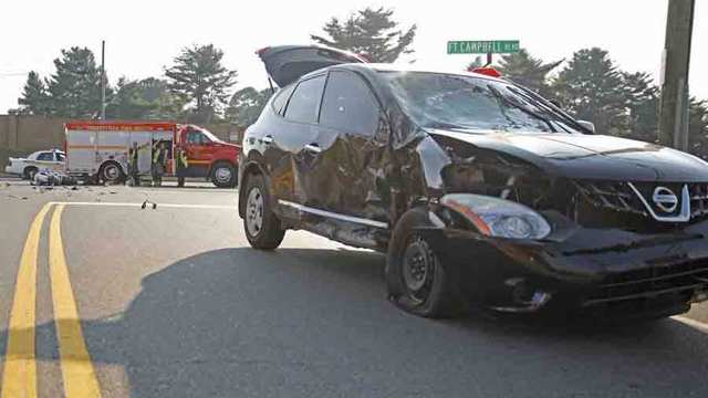 Motorcyclist Killed On Fort Campbell Boulevard