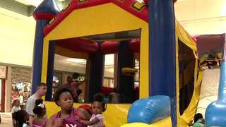 Back To School Expo Held At Rivergate Mall