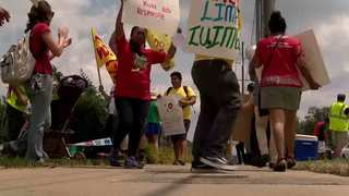 Nashville Workers Protest Alleged Wage Theft