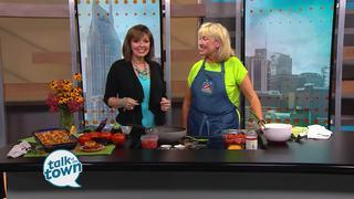 Tammy Algood's Cherry Tomato Cobbler Recipe