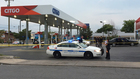 Shooting Victim Drives Himself To Gas Station