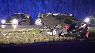 1 Killed In Crash On I-840 In Williamson County