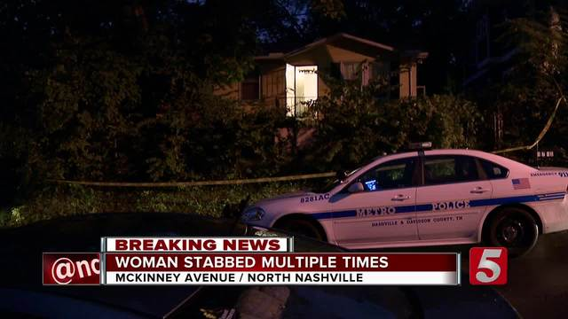 Woman Stabbed Multiple Times In North Nashville