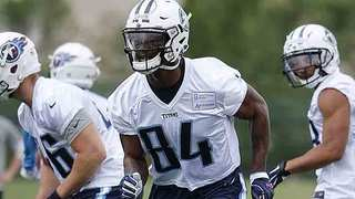 Titans Agree To Terms With WR Corey Davis